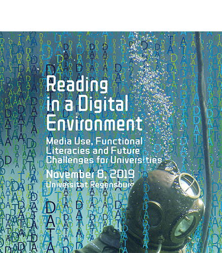 Tagung Reading in a Digital Environment
